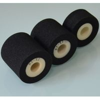 Diameter 36 Black color Hot Melt Ink Roll for coding machine