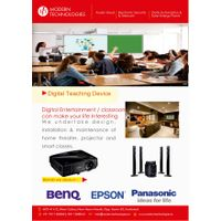 Best Way To Be Modern With Digital Teaching Device