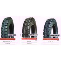 SELL HIGH QUALITY, HEAVY DUTY TRICYCLE TIRES 5.00-12, 4.50-12, 4.00-12 thumbnail image