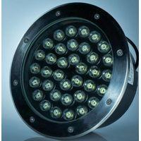 9W 12W 36W DC24V IP68 Stainless Steel Waterproof LED Underground Light, LED Inground Underwater Ligh