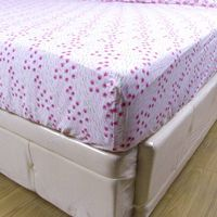 fashion cotton fitted bedsheet