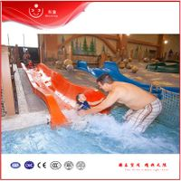 aqua play Combination of spiral water tube slides For Adults And Kids
