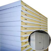 PUR PIR Cold Storage Sandwich Panel