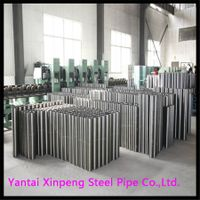 Sch 80 ERW Honed Seamless Steel Tube Supplier