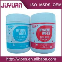 surface disinfectant wipes applications  in hospital,industrial uses,household,hotel