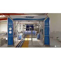 Autobase tunnel car wash machine