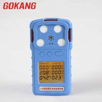 multi gas detector for mining