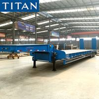 Tri Axle Low Loader Trailer For Sale In Cameroon thumbnail image