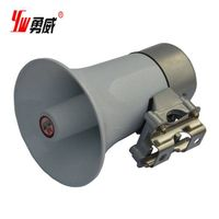 High Indensity Mini Police Siren and Speaker for Motorcycle