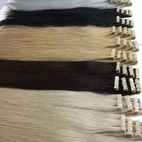 Top Seller 2020 Tape Hair Vietnamese hair straight, silky, soft, no shedding, no tangle, unprocessed