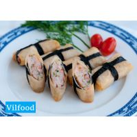 Pre-fired shrimp with seaweed Spring Roll thumbnail image