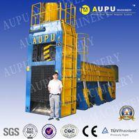Aupu Scrap Metal Hydraulic Shear Baler thumbnail image