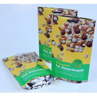 perforated plastic bags laminated plastic wrap snack bag