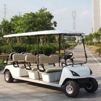 4 seat electric golf buggy with CE thumbnail image