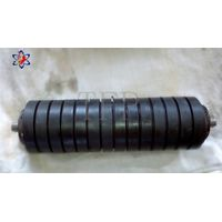 High Impact Resistance Rubber Conveyor Roller