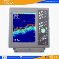 10 inch echo sounder for water depth detector