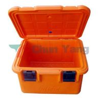 insulated food case, picnic case