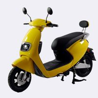60V 26AH lithium battery L1e EEC COC 45km/h 50 km scooter adult wide wheel scooter electric motorcyc