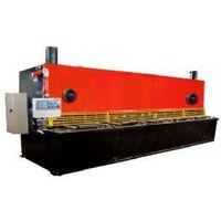 QC11K Numerical--Control Hydraulic Guillotin Shearing Machine