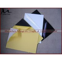 Double Side Self-adhesive PVC Sheets For Photo Album,Self Adhesive PVC Sheets,Foam PVC Sheets,PVC sh