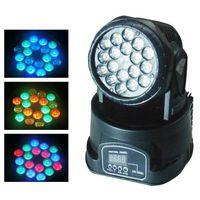 18pcs*3w LED Moving Head Wash Light for stage light disco light dj lighting thumbnail image