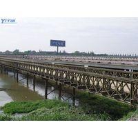 Bailey Bridge / Portable Steel Bridge / Compact Panel Bridge