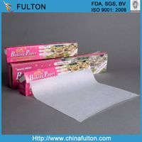 High Quality Silicone Coated Parchment Baking Paper