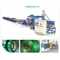 PET/PP strap band production line