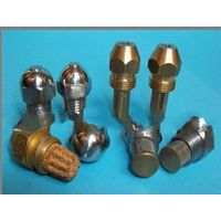 China metal injection molding MIM aircraft engine nozzle parts thumbnail image