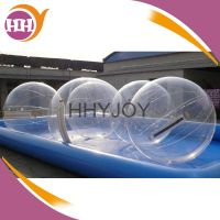 hot sale inflatable sphere ball