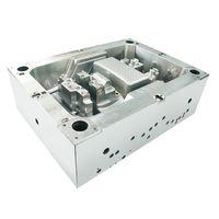 Manufacturer plastic injection mould-electric car mould