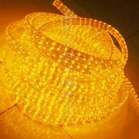 LED Flat 3-wire rope light