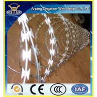Cheap Razor Barbed Wire Price / High Quality Razor Barbed Wire For Sale thumbnail image
