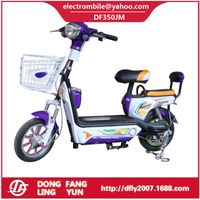 DF350JM - Best selling electric scooter for lady