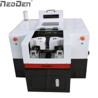 low cost SMT led PCB production equipment automatic pick and place machine NeoDenL460 max 18,000CPH