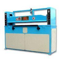 TWO columns hydraulic cutting machine