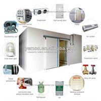 zhejiang hangzhou Yemoo frozen meat blast freezer with refrigeration equipment thumbnail image