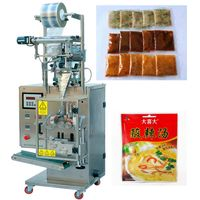 Automatic liquid food packing machine