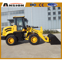 CS920 2 ton mini wheel loader