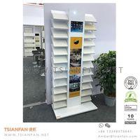 Metal Granite and Quartz Stone Display Rack for Showroom