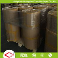 30cm width silicone baking parchment paper in reels