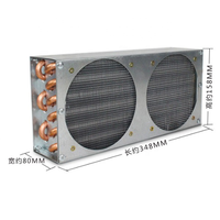 Mini 3HP Air Conditioner Condenser With Single Fans For Cold Room Refrigeration With Good Quality