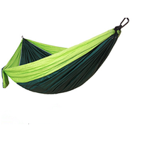 260x140cm double hammock hanging sleep bed swing bed parachute fabric