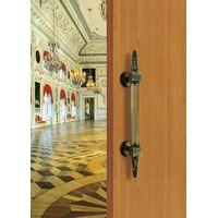 Copper Door Handles Precision-cast Brass Handle Luxurious Pull Handle
