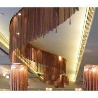 metallic cloth curtain thumbnail image