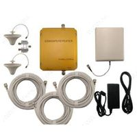 GSM and DCS 900mhz and 1800Mhz dual band mobile phones signal repeaters with yagi 900mhz/1800mhz cel