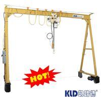 Portal Mobile Gantry Cranes For Sale Price, Single Beam 1 2 3 5 10 12 Ton Gantry Crane