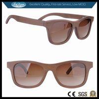 handmade oem bamboo sunglasses