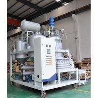 Black Engine Oil Recycling/Purifier/Filter Machine