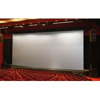 180 Inch Electric Projector Screen/Motorized Projection Screen Remote Control thumbnail image